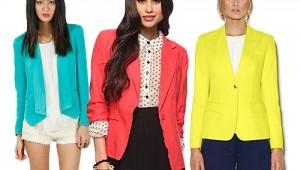 bold blazer