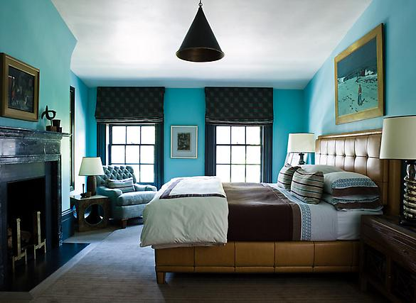 You Can Do Turquoise Walls YouPlusStyle