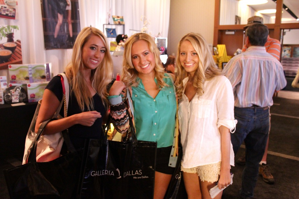 The Weekender Dallas at the W Hotel - Caitlin Clark - Lizzie Mckelvey - Molly Slusher