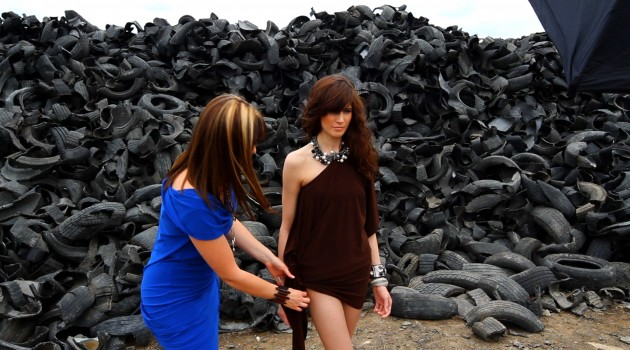 Abi Ferrin 5-way Dress