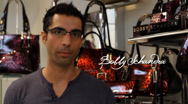 Hand Bag Designer Bobby Schandra