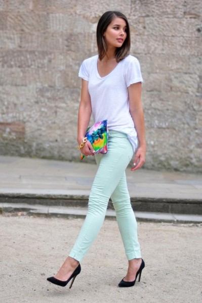 Feb 13, · Olive green pants are one of the most popular choices out of the color green. Green are sometimes considered hard to match, either too light or too bright; however olive green has come to rescue the green market, and matching with clothes is no longer a .