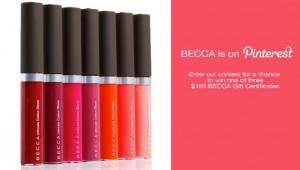 BECCA Ultimate Colour Inspiration Contest
