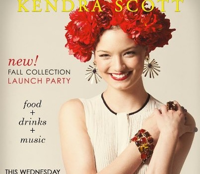 kendra scott launch party