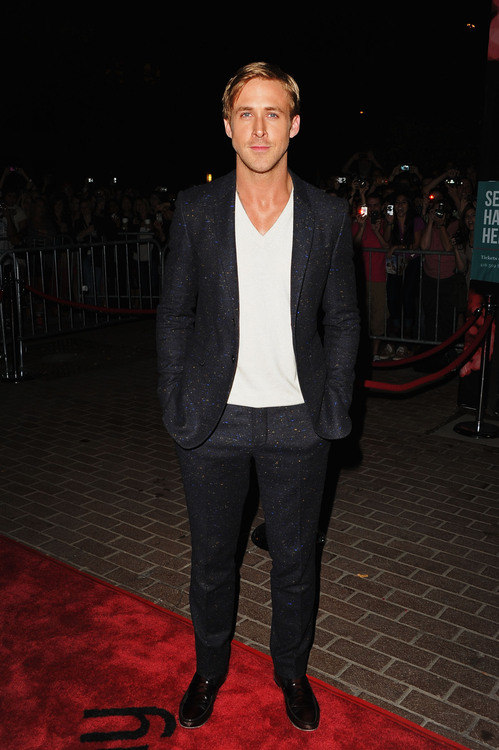 """Drive"" Premiere - 2011 Toronto International Film Festival - Ryan Gosling"