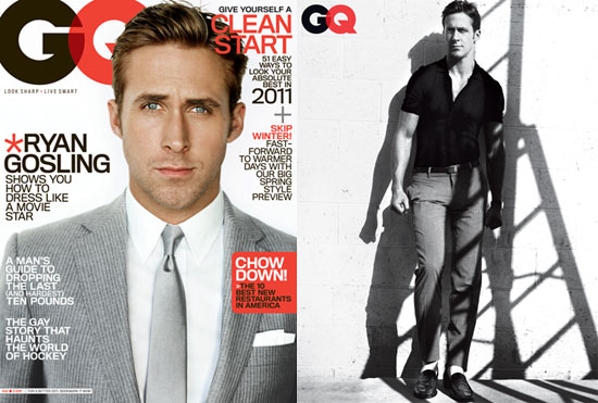 ryan gosling GQ