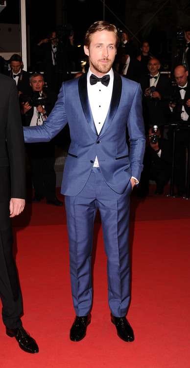 """Drive"" Premiere - 64th Annual Cannes Film Festival - Ryan Gosling"