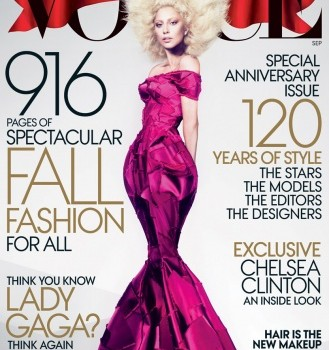 vogue lady gaga september 2012 habituallychic