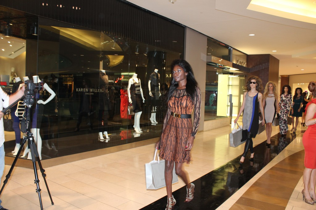 Fashion's Night Out 2012 - galleria dallas