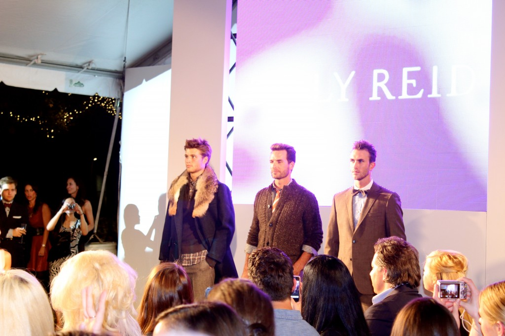 Fashion's Night Out 2012 - highland park village - billy reid