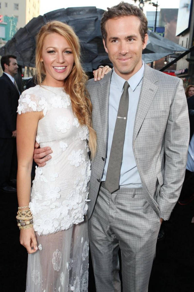blake lively and ryan reynolds marry