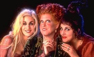 hocus pocus sanderson sisters