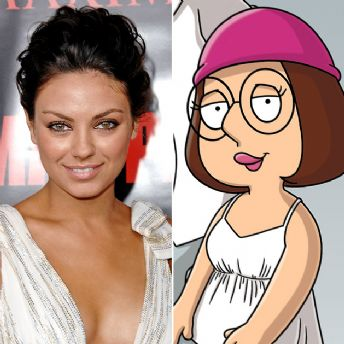 mila kunis meg family guy courtesy of wildsound.ca