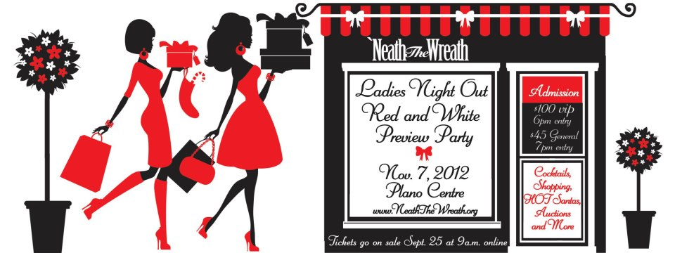 Ladies Night 'Neath the Wreath