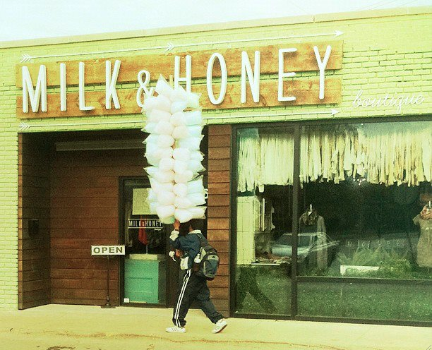 milk and honey boutique