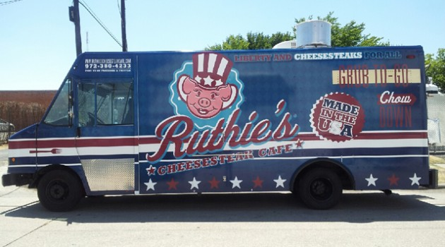 custom-truck-wraps-for-Ruthie's Food-truck- Dallas-TX