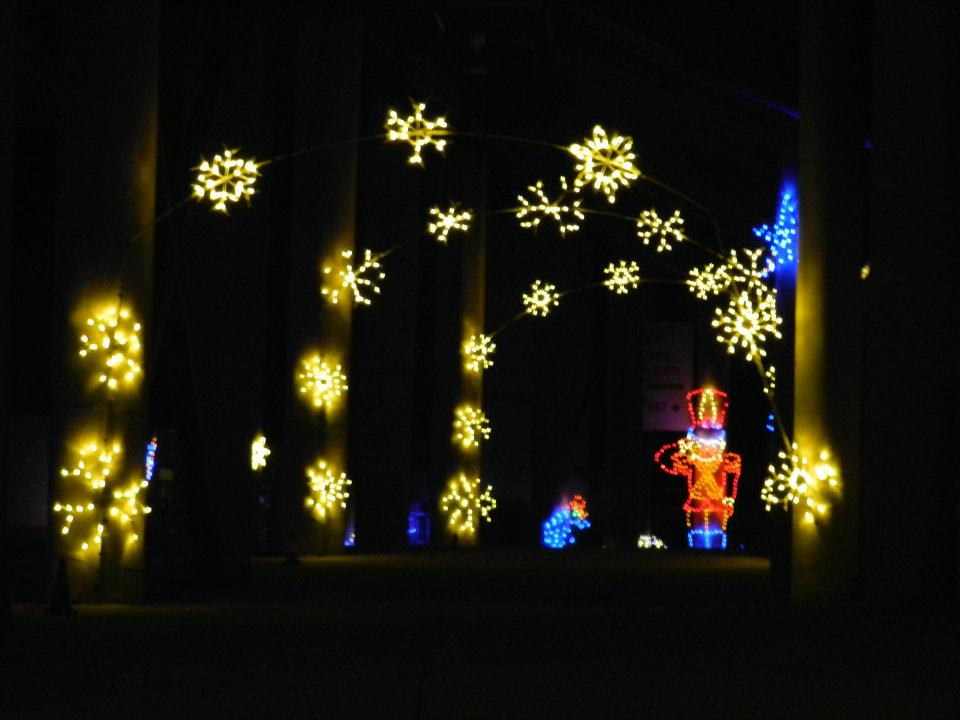 gift of lights texas motor speedway