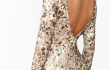 nasty gal sequin dress