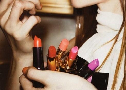 bold lip shades
