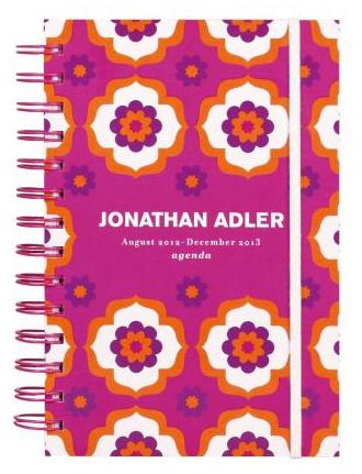 jonathan adler day planner