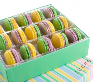 Macarons from ShopSucre.com