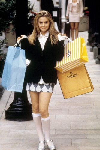 clueless shopping