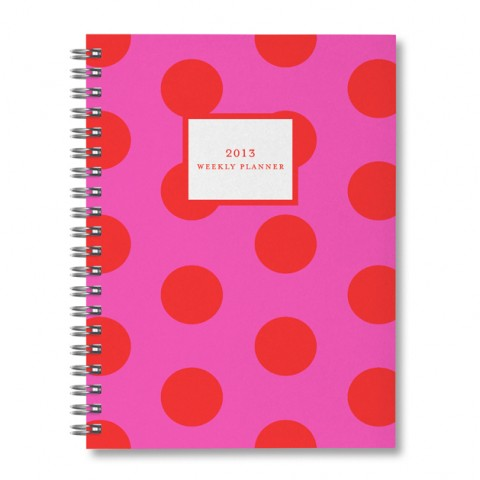 sarah pinto weekly planner