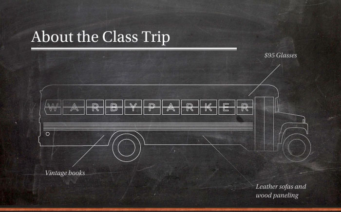 warby parker bus