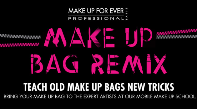 make up forever make up bag remix