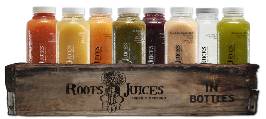 roots juices juice cleanse