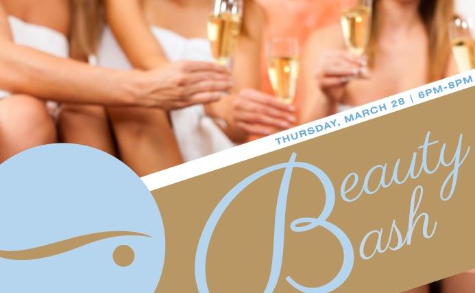 exhale spa - beauty bash
