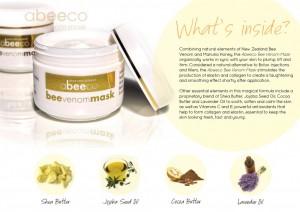 abeeco bee venom mask review