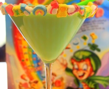 lucky charms cocktail