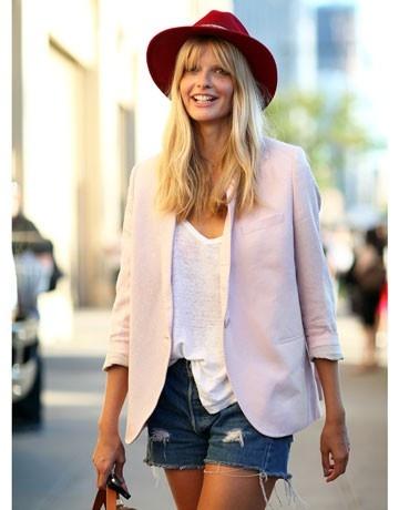 sxsw hat and blazer