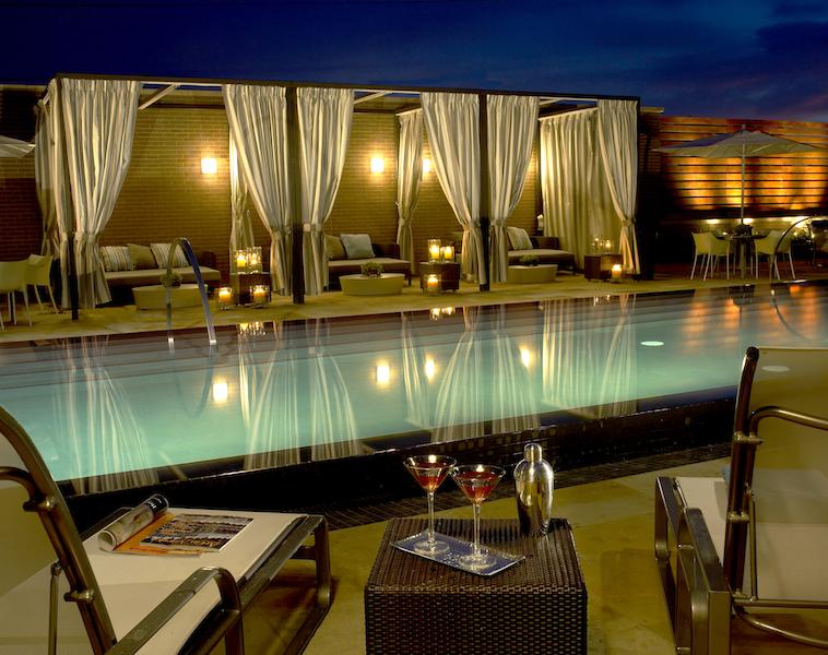 hotel palomar pool