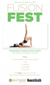 Exhale Spa presents FusionFest  @ Hotel Palomar | Dallas | Texas | United States