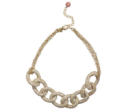 Chain Reaction Necklace by Giuliana Rancic for Loft
